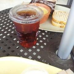 Photo taken at Panera Bread by Geoffrey M. on 8/17/2012