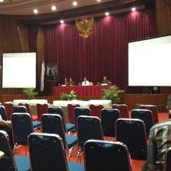 Photo taken at Gedung A.A. Maramis II by Munawir R. on 2/16/2012