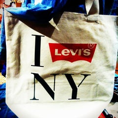 Photo taken at Levi's Store by Heidi on 8/19/2012