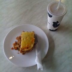 Photo taken at Cafe 10 by Tengu T. on 4/30/2012