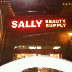 Photo taken at Sally's Beauty Supply by Viv on 12/1/2011