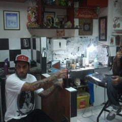 Photo taken at Amor Real - Custom Tattoo by Francisco L. on 1/19/2012