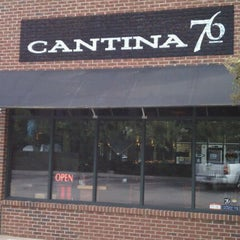 Photo taken at Cantina 76 by Scott A. on 8/17/2011