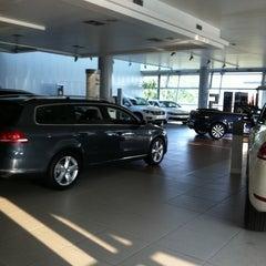 Photo taken at De Pieri Concessionaria Audi Volkswagen by John Q. on 8/31/2011