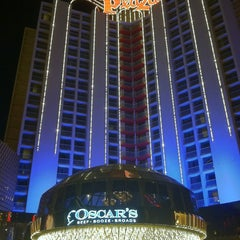 Photo taken at The Plaza Hotel & Casino by Matt D. on 1/2/2012