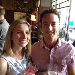 Photo taken at Rakinos Bar by Justin H. on 3/28/2012