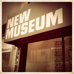 Photo taken at New Museum by Artitute on 3/8/2012