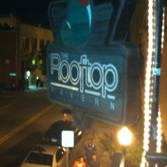 Photo taken at The Rooftop Tavern by Ikeah T. on 6/3/2012