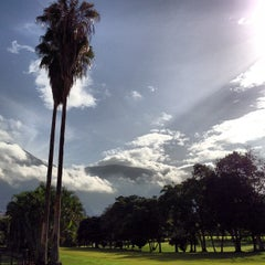 Photo taken at Valle Arriba Golf Club by Enrique C. on 8/21/2012