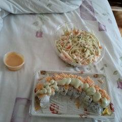 Photo taken at Sushi K Bar by Miriam B. on 8/11/2011