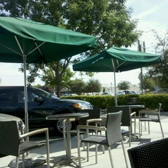 Photo taken at Starbucks by Fred M. on 9/28/2011