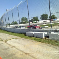 Photo taken at Toledo Speedway by Dakota M. on 5/19/2012