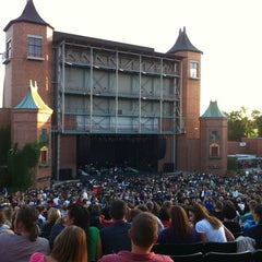 Photo taken at Starlight Theatre by Blake N. on 9/5/2011