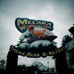 Photo taken at Melaka Wonderland by Hafiz_zahri on 8/23/2012