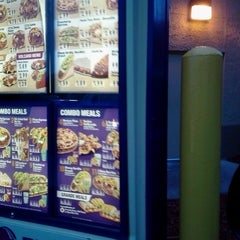 Photo taken at Taco Bell by Lynnette F. on 2/3/2012