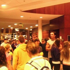 Photo taken at East Campus Dining Hall by Charles R. G. on 9/30/2011