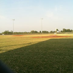 Photo taken at Blytheville Sports Complex by Lauren P. on 7/1/2012
