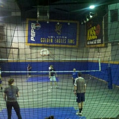 Photo taken at Union Sports Annex by Ambrose W. on 2/15/2012