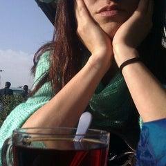 Photo taken at Çaykur Çay Evi by Mustafa U. on 4/8/2012