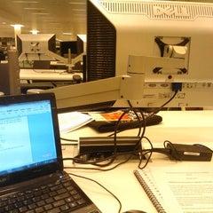 Photo taken at Tilburg University Library by Yunjing Z. on 8/28/2012