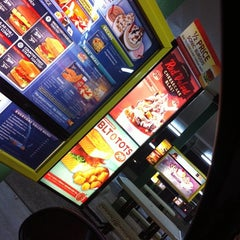 Photo taken at SONIC Drive In by Jaymes B. on 1/17/2011