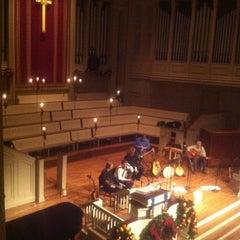 Photo taken at Second Presbyterian Church by Robb R. on 12/18/2011