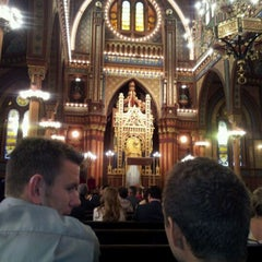 Photo taken at Plum Street Temple by Marissa A. on 6/2/2012