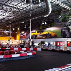 Photo taken at K1 Speed Anaheim by Jeffrey B. on 8/13/2011