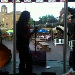 Photo taken at Park Street Patio by Seth D. on 7/11/2012