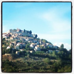 Photo taken at Motovun - Montona by Ganik on 8/2/2012
