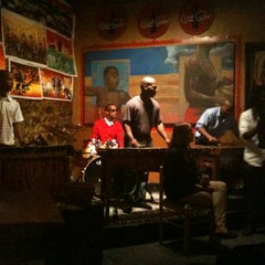 Photo taken at Mama Africa by Egman E. on 3/31/2012