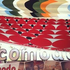 Photo taken at Cómodo Tienda y Fábrica de Diseño by Cómodo D. on 4/2/2012