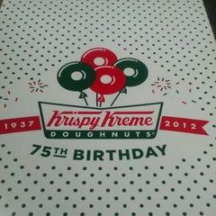 Photo taken at Krispy Kreme by Francis L. on 5/23/2012