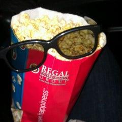 Photo taken at Regal Cinemas Fenway 13 & RPX by Erin S. on 5/24/2012