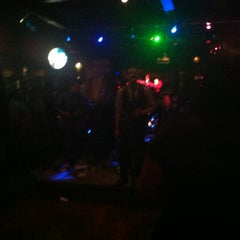 Photo taken at Stovepiper Lounge by Andrea G. on 8/26/2012