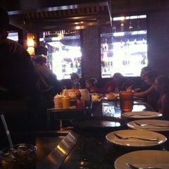 Photo taken at Saga Steakhouse & Sushi Bar by Nick S. on 2/25/2012
