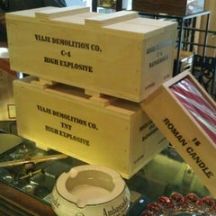 Photo taken at OK Cigars by Ryan R. on 6/19/2012