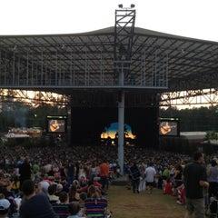 Photo taken at Verizon Wireless Amphitheatre at Encore Park by Ryan J. on 5/5/2012