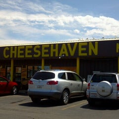 Photo taken at Cheesehaven by Rachel S. on 7/31/2012
