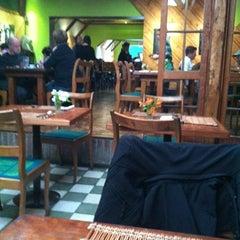 Photo taken at El Huerto by Jose V. on 8/9/2012