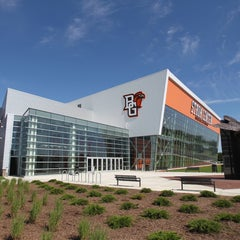 Photo taken at Stroh Center by Bowling Green State University on 3/20/2012