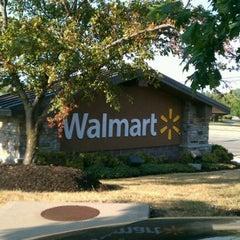 Photo taken at Walmart Supercenter by Heidi on 7/23/2012