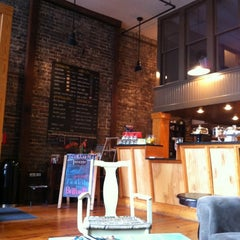 Photo taken at Remedy Coffee by Jerika on 7/9/2012