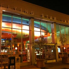 Photo taken at Flying Star Café by Matt D. on 4/4/2012