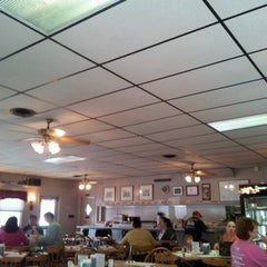Photo taken at Pancake Farm Restaurant by Sean R. on 3/26/2012