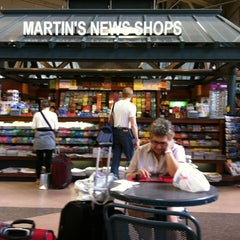 Photo taken at South Station Food Court by Joanne G. on 6/16/2012
