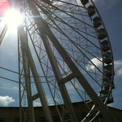 Photo taken at Bristol Wheel by Russell B. on 4/8/2012