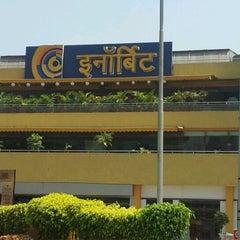 Photo taken at Inorbit Mall by junaid j. on 4/5/2012