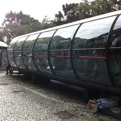 Photo taken at Estação Tubo Praça Tiradentes (Ligeirinho - Linhas 304/307/607) by Nehi beta O. on 3/22/2012