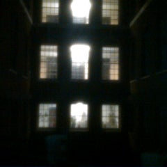 Photo taken at Sheldon Hall by Michael G. on 3/8/2012